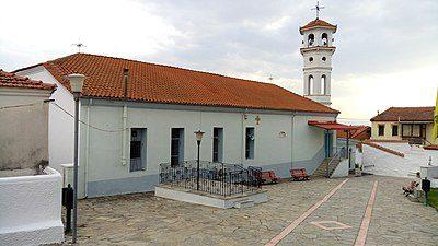 Δήμος Εμμανουήλ Παππά : Φωτιά σε εκκλησία στο Νέο Σούλι