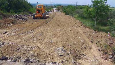Δήμος Βισαλτίας : Για 3 μήνες κλειστή η επαρχιακή οδός Πατρίκι- Ευκαρπία