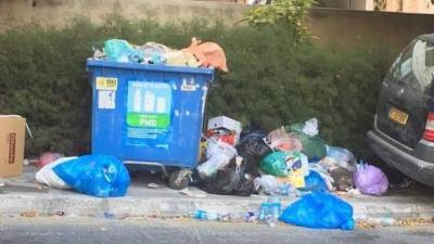Δήμος Βισαλτίας :  ¨¨Ξεχειλίζουν ¨¨ από σκουπίδια οι κάδοι ανακύκλωσης στην Νιγρίτα