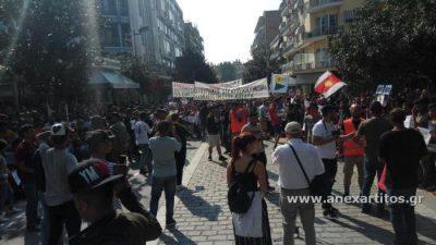 Σέρρες : Συλλαλητήριο για τους πρόσφυγες διοργανώνουν οι αλληλέγγυοι