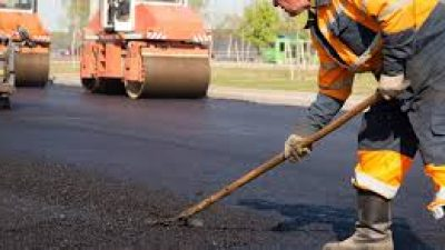 Π.Ε Σερρών : Εργασίες αποκατάστασης οδικού δικτύου σε Νιγρίτα – Αλιστράτη – Αμφίπολη
