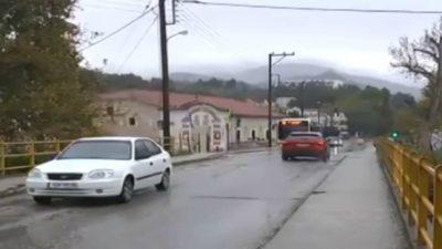 Σέρρες : Ανοίγει για τα ΙΧ η γέφυρα του Τσέλιου ,θα παραμείνει κλειστή για φορτηγά