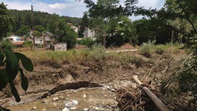 Σέρρες : Πρόσκληση υποβολής δηλώσεων από τους πληγέντες από την πλημμύρα