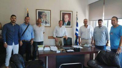 ΚΤΕΑΛ Σερρών : Συνάντηση του Δ.Σ με τον υπουργό μεταφορών