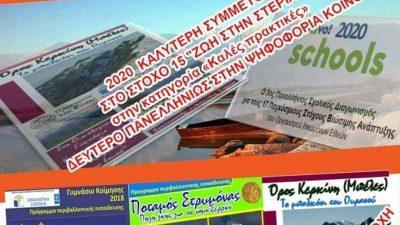 Δήμος Ηράκλειας : Πανελλήνια διάκριση για το Γυμνάσιο Κοίμησης