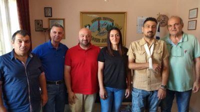 ΜέΡΑ25 Σερρών : Συνάντηση με το τοπικό Συμβούλιο Λευκώνα