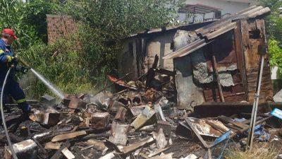 Δήμος Σερρών : Φωτιά σε μονοκατοικία στον Προβατα