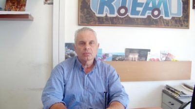 Σέρρες : Ο Παναγιώτης Κούρτης πρόεδρος στο αστικό ΚΤΕΛ