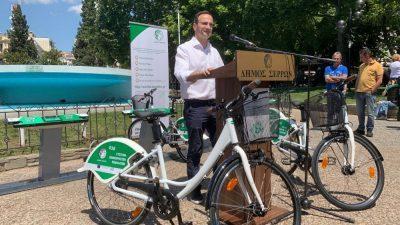 Σέρρες : Καλώς ήρθε το ποδήλατο