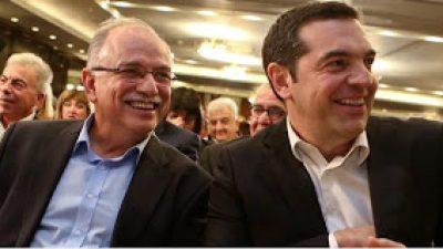 """""""Καμμένο χαρτί"""" ο Παπαδημούλης για τον ΣΥΡΙΖΑ – Βράζει η κοινοβουλευτική ομάδα"""