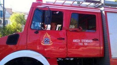 Δήμος Σιντικής : Τραγωδία Σιδηρόκαστρο – Νεκρή ηλικιωμένη από πυρκαγιά στο σπίτι της
