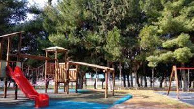Δήμος Σερρών : Προμήθεια και τοποθέτηση εξοπλισμού αναβάθμισης παιδικών χαρών