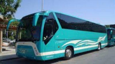 Δήμος Σιντικής : Άνοιξε λεωφορείο και άρπαξε ηχοσύστημα