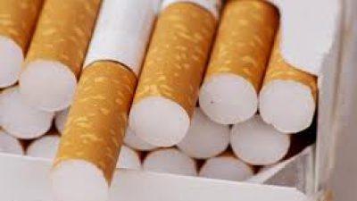 Σέρρες : Ζευγάρι με λαθραία τσιγάρα