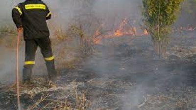 Σέρρες : Αν και πέφτουν πρόστιμα κάποιοι συνεχίζουν να βάζουν φωτιές