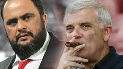 Μύδροι Μελισσανίδη: «Ο Μαρινάκης είναι Κατίνα δεν έχει πάει ούτε στρατό!»