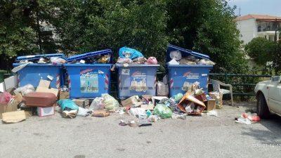 Δήμος Σιντικής : Η ανακύκλωση …αγνοείται