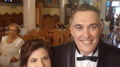Παντρεύτηκε ο Σωκράτης Χουρουζίδης