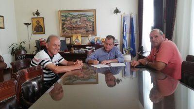 Π.Ε Σερρών : Σύμβαση για το έργο καθαρισμού ερεισμάτων οδικου δικτύου