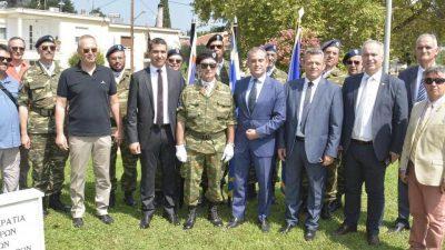 Σέρρες : Εκδήλωση για τους πεσόντες της Κύπρου ( φωτο )