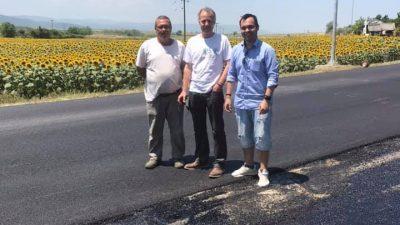Δήμος Βισαλτίας : Το ευχαριστώ των κατοίκων του Αχινού στον Παναγιώτη Σπυρόπουλο