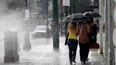 Σέρρες : Έκτακτο δελτίο επιδείνωσης καιρού- Έρχονται βροχές και καταιγίδες
