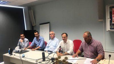 Αυτοκινητοδρόμιο Σερρών : Βράβευση των Σερραϊκών σχολείων που διακρίθηκαν στο F1 in Schools 2020.