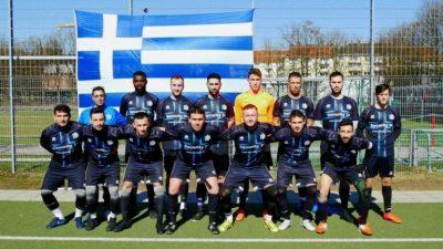 Ελληνική ομάδα με Σερραίο ποδοσφαιριστή στη Γερμανία ψάχνει παίκτες – Προσφέρει δουλειά και σπίτι