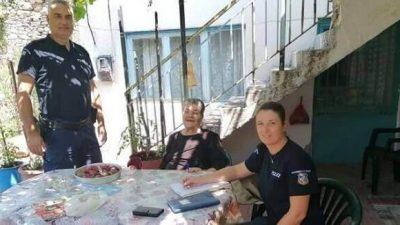 ΠΕ Σερρών : Κοντά στους; κατοίκους των ακριτικών περιοχών η κινητή Αστυνομική μονάδα