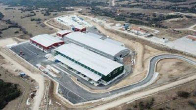 Δήμος Ηράκλειας : Απόλυτα ασφαλής η Μονάδα Επεξεργασίας Απορριμμάτων