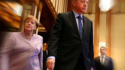 """""""Μυθιστόρημα"""" της Bild για Μέρκελ που δήθεν """"απέτρεψε ελληνοτουρκικό πόλεμο"""" βοηθά τον """"διάλογο""""!"""
