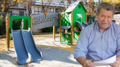 Δημοτική Πρωτοβουλία Σερραίων : Δικό μας έργο οι παιδικές χαρές