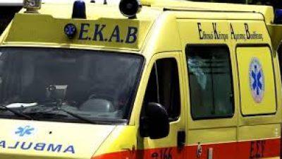 Σέρρες : 55χρονος έπεσε από τον 4ο όροφο πολυκατοικίας