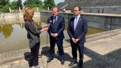 Σέρρες : Το 2021 θα ξεκινήσει η κατασκευή του νέου κολυμβητηρίου