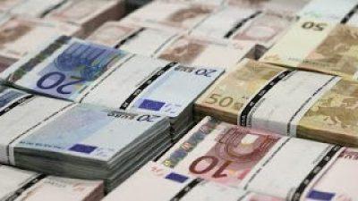 Στα 8,119 δις ευρω εκτοξεύτηκε το πρωτογενές έλλειμμα μόνο για το πρώτο επτάμηνο!