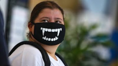 Κορονοϊός: Τι είναι οι μάσκες με… κουρκουμπίνη;