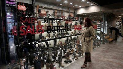 SOS: Κραυγή απόγνωσης από τους καταστηματάρχες – Καταρρέει η ελληνική αγορά