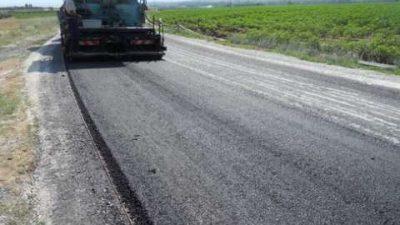 Δήμος Σερρών : Ξεκίνησε η υλοποίηση του προγράμματος ασφαλτοστρώσεων