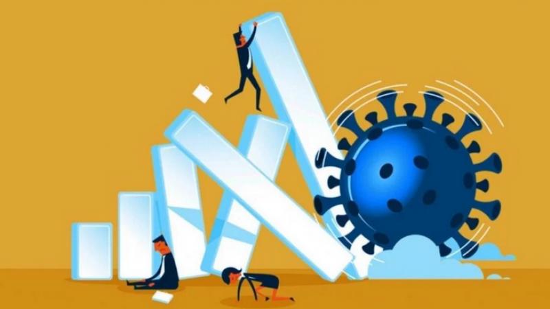 Ο κορωνοϊός «ισοπέδωσε» τον τζίρο των επιχειρήσεων με τις απώλειες να φτάνουν τα 20 δις ευρώ!