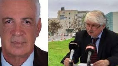 Νοσοκομείο Σερρών : ¨¨Άδειασε ¨¨ τον Αντωνιάδη ο Νίκος Φαρμάκης