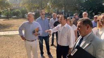 Δήμος Σερρών : Τέλος Σεπτέμβρη οι αλλαγές και οι ανανεώσεις