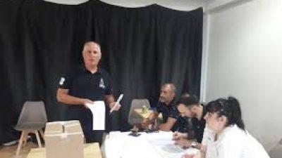 ΕΠΣ Σερρών : Έκδοση Δελτίου Πιστοποίησης Προπονητή Α2