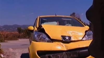 Δήμος Εμμανουήλ Παππά : Τροχαίο – Σύγκρουση ΙΧ αυτοκινήτου με αγροτικό