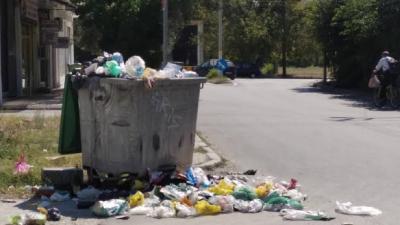 Σέρρες : Κάποιος να μαζέψει τα σκουπίδια στα Πυροβολικά