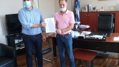 Δήμος Εμμανουήλ Παππά : 600.000 ευρώ για την αγροτική οδοποιία Παραλιμνίου