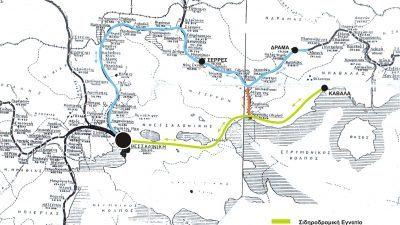 Επιμελητήριο Σερρών : Επιστολή για την αναβάθμιση του σιδηροδρομικού δικτύου