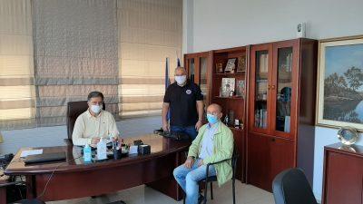 Δήμος Βισαλτίας : Εργασίες στο οδικο δίκτυο Χουμνικου- Καστανοχωρίου