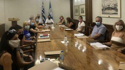 Σέρρες : 1η συνεδρίαση της επιτροπής Ελλάδα 2021