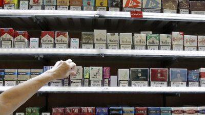 Δήμος Αμφίπολης : Πουλούσε στο super market του παράνομα πακέτα τσιγάρα