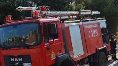 Σέρρες : Φωτιά σε διαμέρισμα στο κέντρο της πόλης